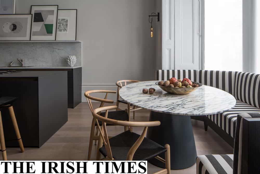 stylish kitchen tables the irish times roselind wilson design