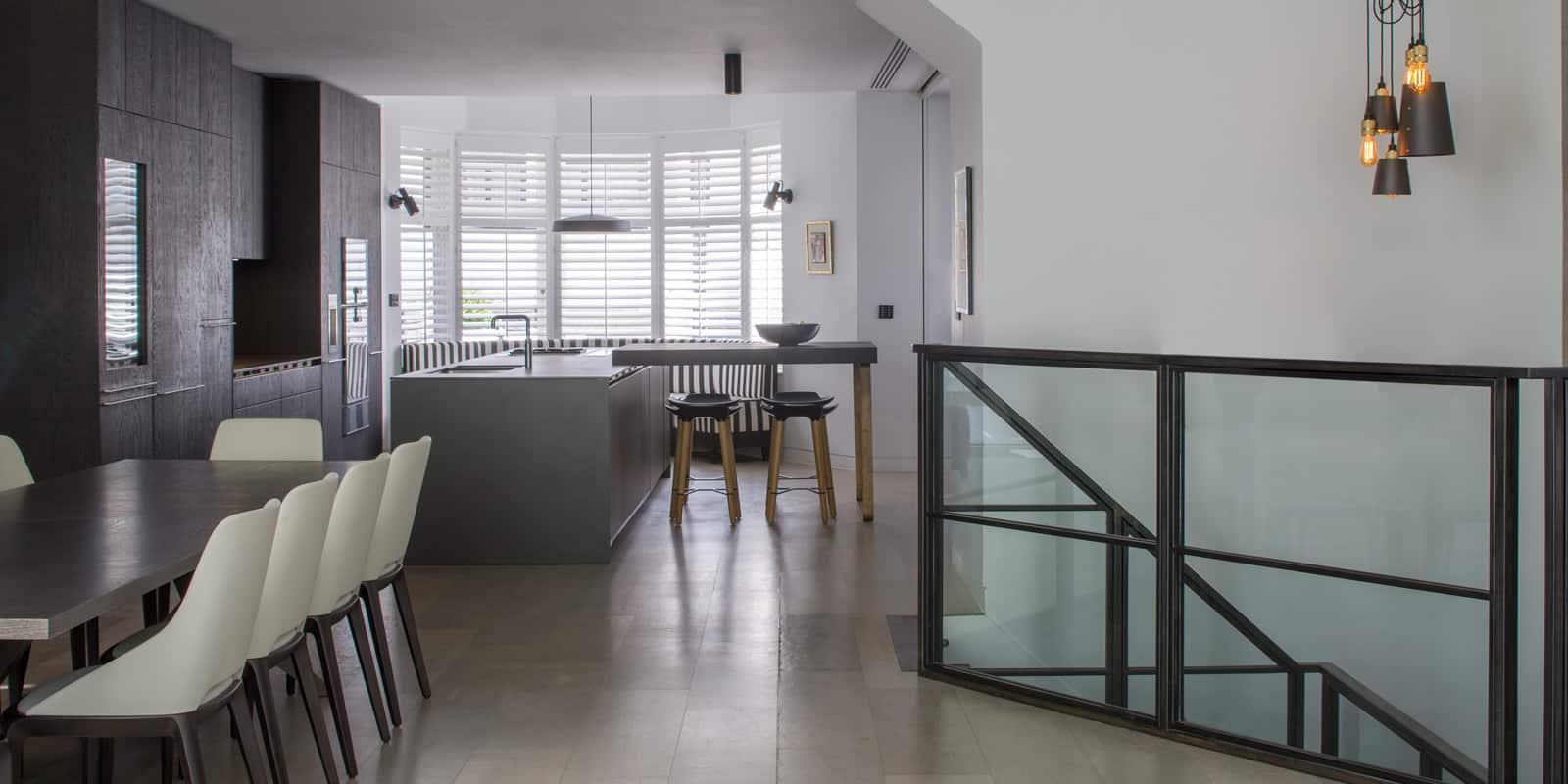 antrim grove open-plan kitchen dining roselind wilson design