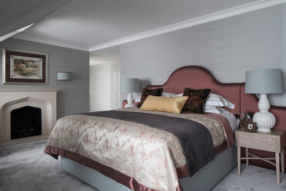 luxury bedroom design by roselind wilson design