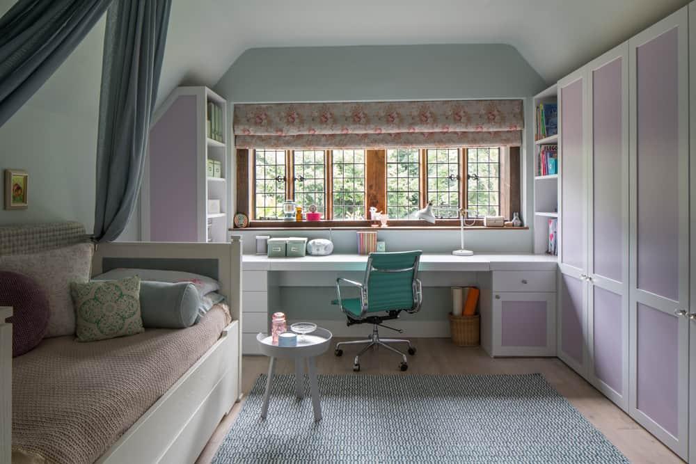clever storage smart spaces girls bedroom by roselind wilson design
