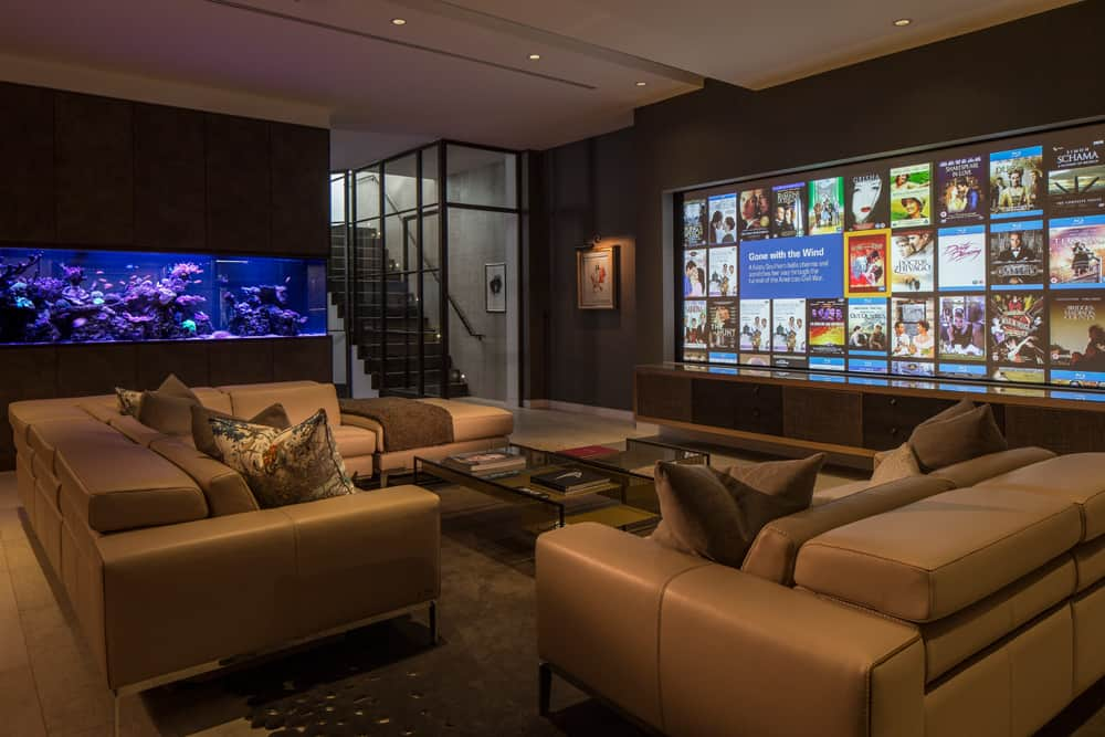 home cinema by roselind wilson design