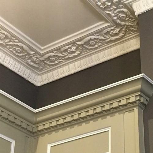 restoring architectural detailing cornicing roselind wilson design