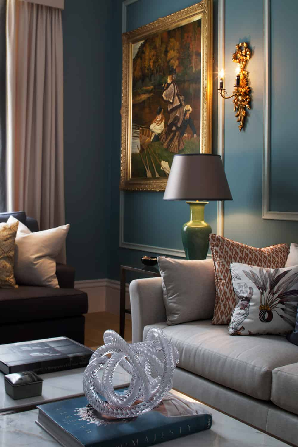 luxury living room decor and accessories roselind wilson design