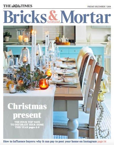 Brocks & Mortar magazine