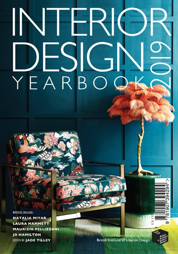 interior design yearbook 2019 cover