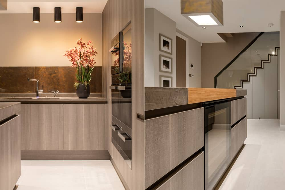 kitchen textural layers by roselind wilson design