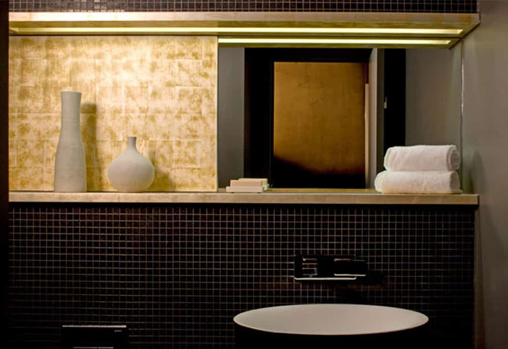 bathroom under counter lighting roselind wilson design