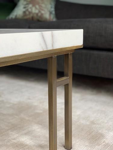 marble coffee table design details roselind wilson design