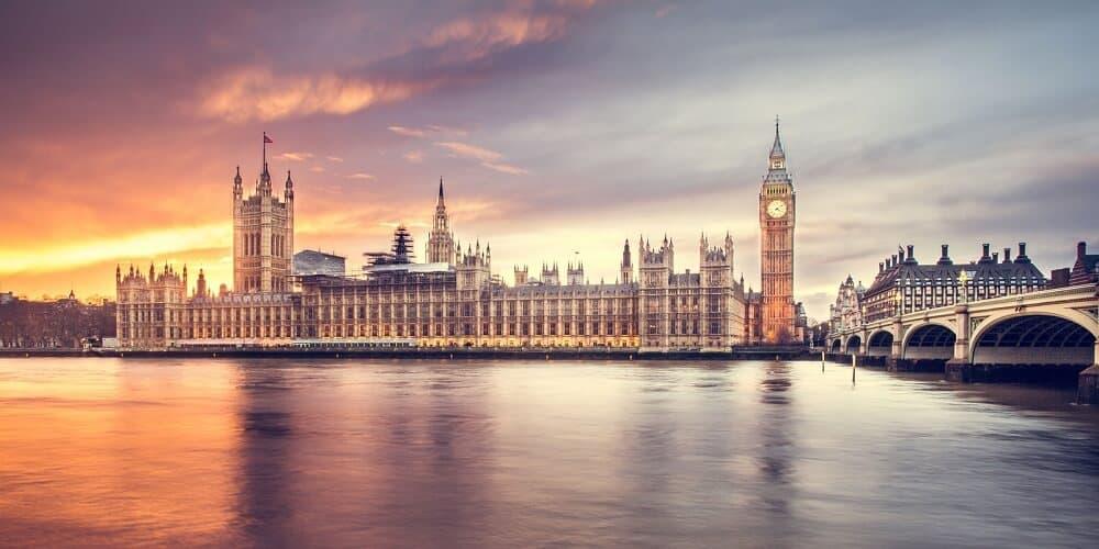 London houses of parliament big ben