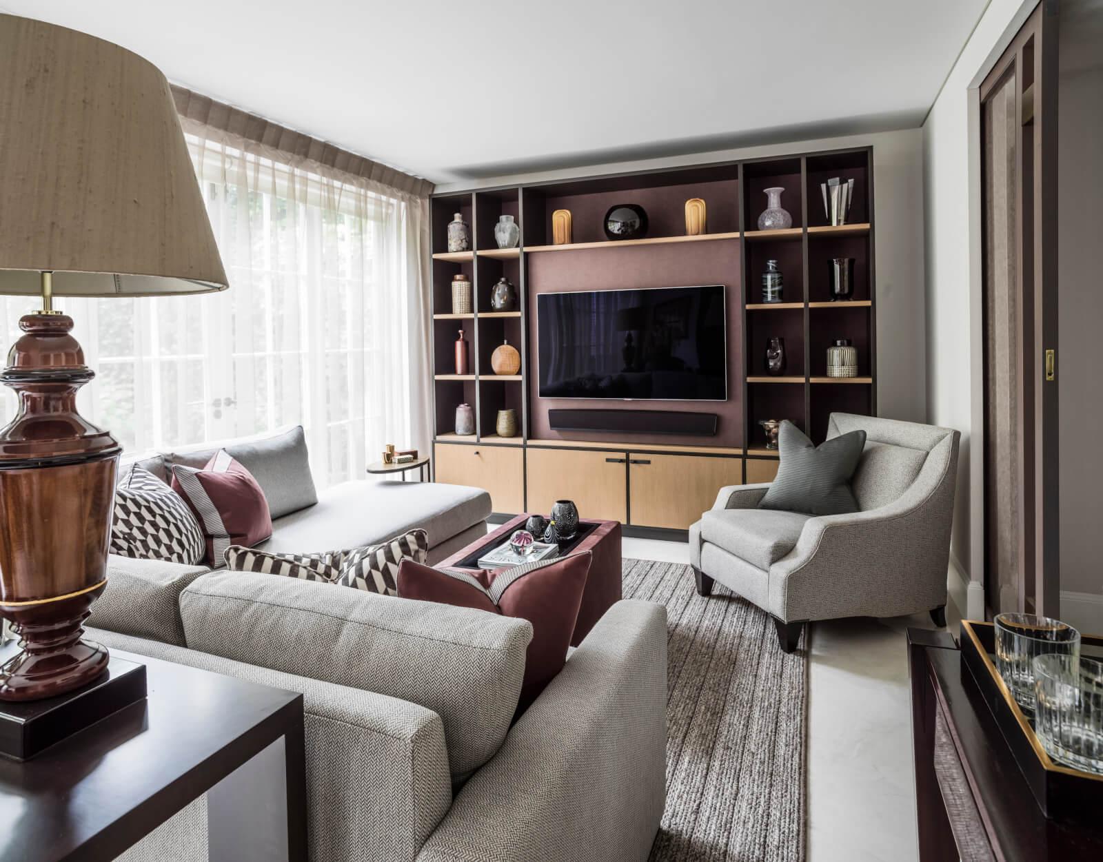 Roselind Wilson Design Carlton Hill lounge