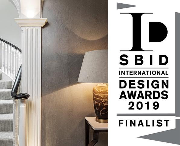 Roselind Wilson Design SBID Awards 2019 Finalist