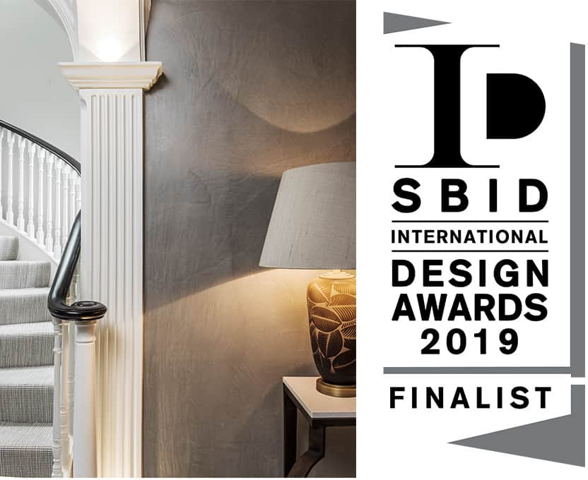 SBID Design Awards 2019 Finalist Carlton Hill Roselind Wilson Design
