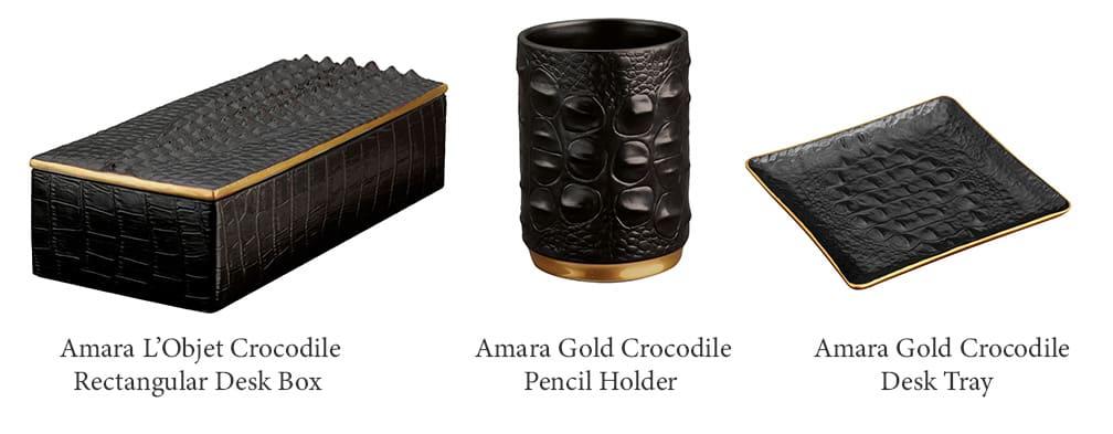 amara desk accessories