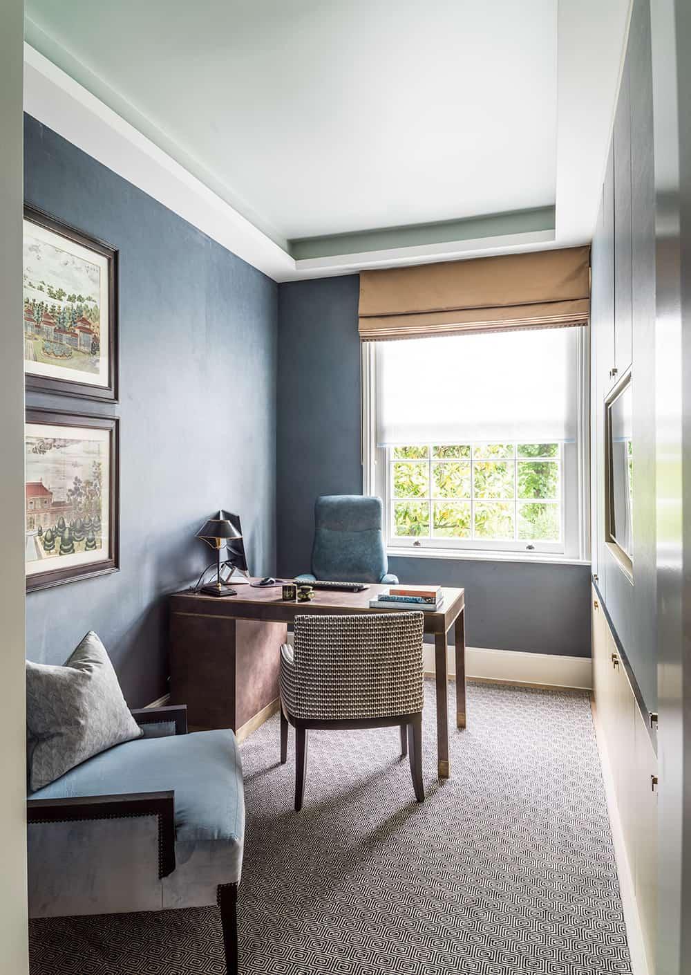 home office design carlton hill roselind wilson design