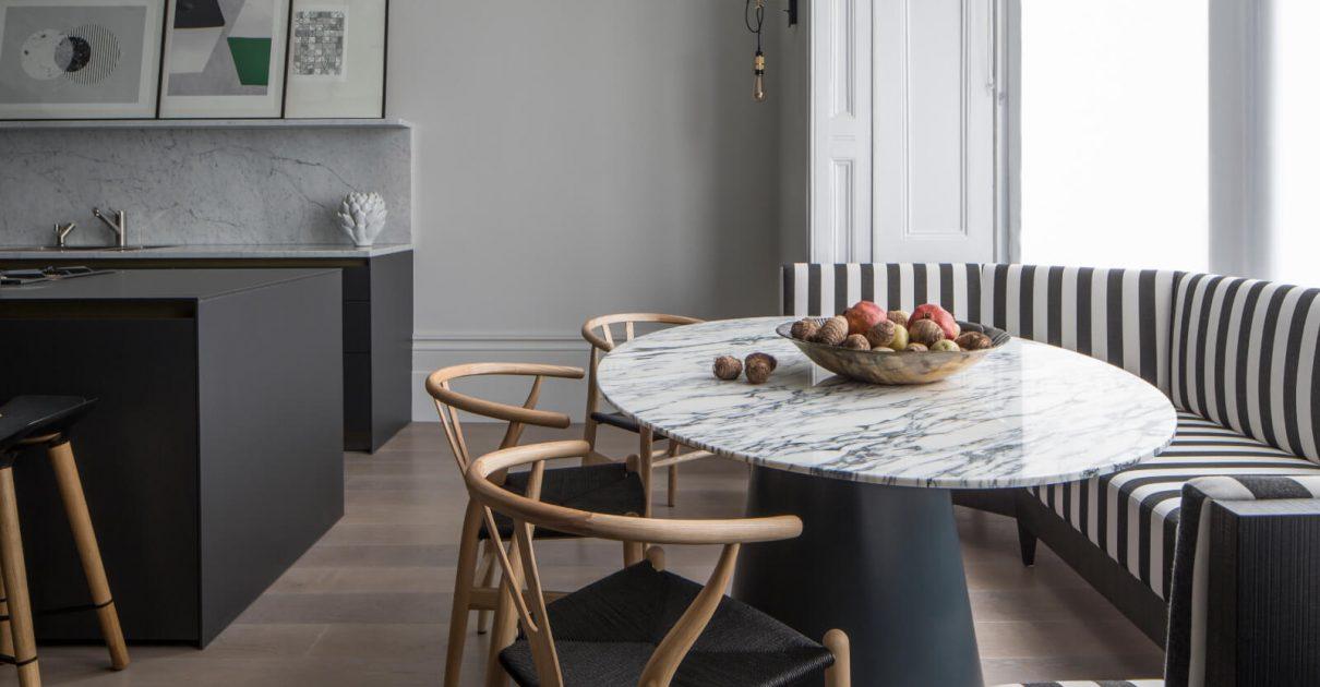 Roselind Wilson Design Belsize park kitchen