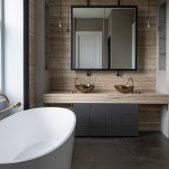 Roselind Wilson Design Belsize park master bathroom