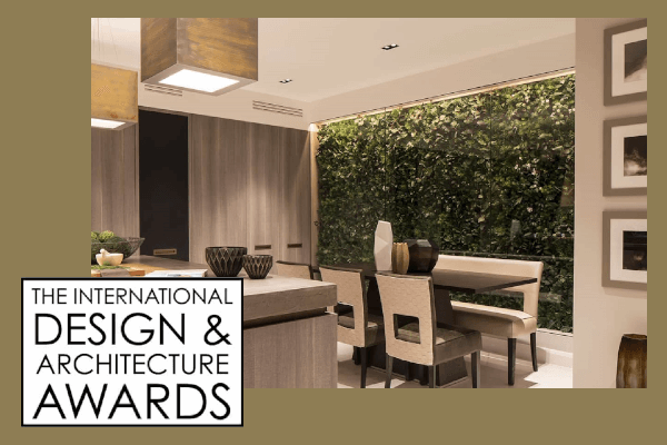 Roselind Wilson Design The International Design & Architecture Awards 2017 Eaton