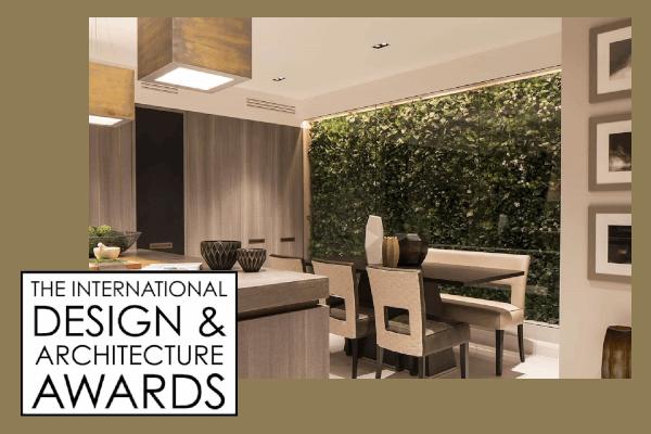 Roselind Wilson Design The International Design & Architecture Awards 2017 Eaton