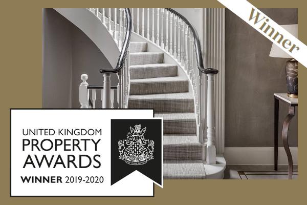 Roselind Wilson Design UK property awards 2019 winner