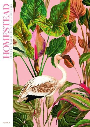 Roselind Wilson Design homestead magazine cover autumn issue