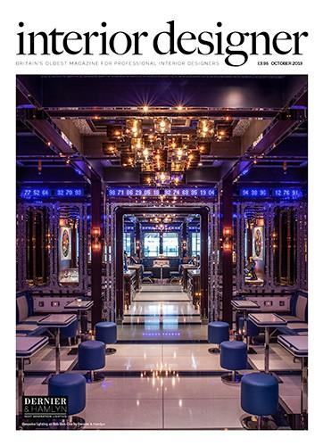 interior designer magazine cover october 2019 issue