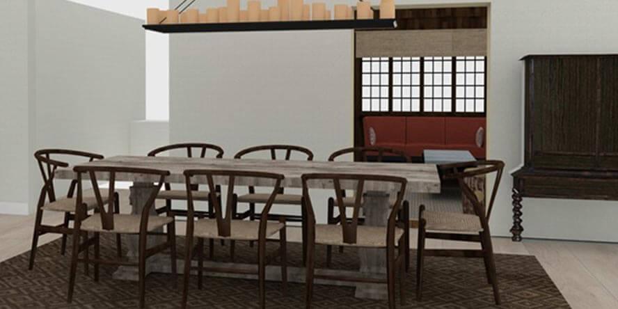 Roselind Wilson Design Richmond 3D render before
