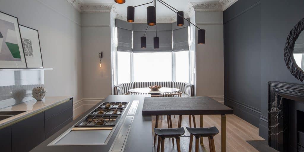 Contemporary kitchen design and installation