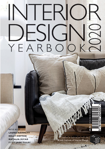 interior design yearbook 2020 consumer edition cover