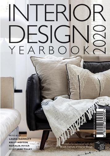interior design yearbook 2020 consumer edition cover