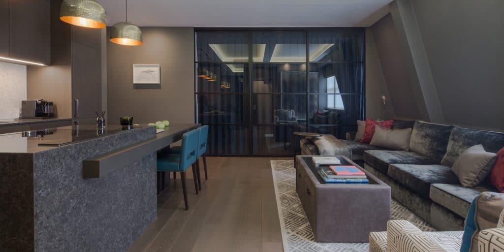 luxury fitzrovia apartment roselind wilson design