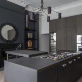 Large modern kitchen design