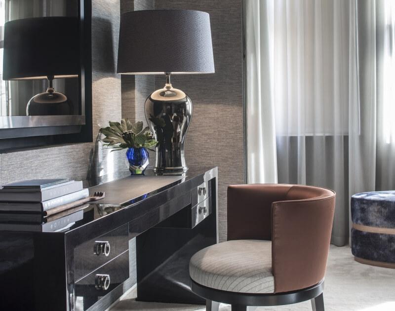 Task lighting bedroom ideas
