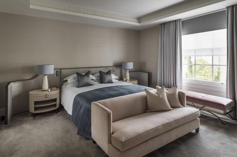 Bedside lamps interior design