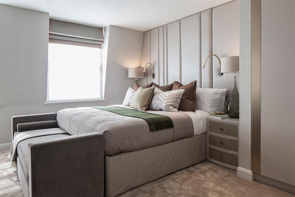 Guest bedroom colour schemes