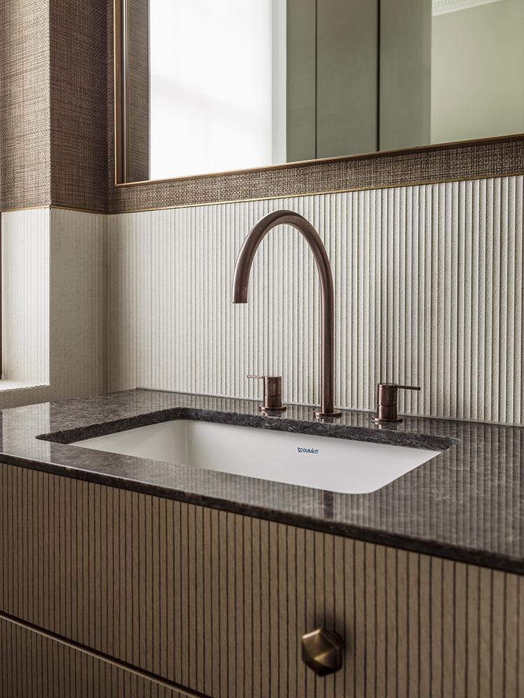 Luxury bathroom interior design and interior architecture